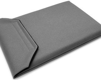 MacBook Air 13 Case 13.3 inch Sleeve Cover Waterproof - Gray Canvas