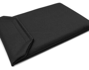 MacBook Air Case 13 inch 13.3 Sleeve Cover Waterproof - Black Canvas