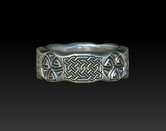 wedding ring celtic ring  celtic wedding ring  celtic wedding rings  celtic wedding mens ring   celtic jewelry  R9