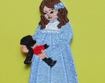 Clara Nutcracker Suite Lace Ornament