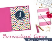 Personalized Cover for Planners - Customized Printable PDF