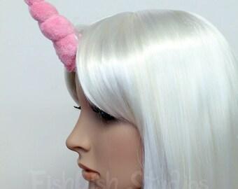 Small Cosplay Horn for Unicorn / Alicorn Cosplayers - MINKY - pony gijinka LARP