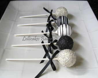 50th Birthday Party: Cake Pops Made to Order with High Quality Ingredients