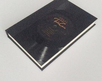 Drake Vinyl Record Notebook Journal