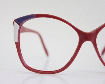 Vintage 80's Oversized Frames
