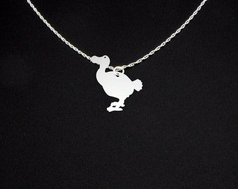 Dodo Necklace - Sterling Silver