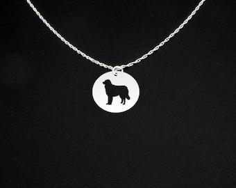 Estrela Mountain Dog Necklace - Estrela Mountain Dog Jewelry - Estrala Mountain Dog Gift