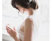 Bridal Hair Pins - Ivory Pearl - Olivia