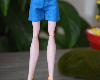 MH doll ~ Short (blue)