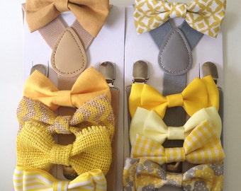 Men's Bow ties, Yellow Bow tie, Yellow bow tie for men, Self Tie Bow tie, Toddler Bowtie, Mens bowties, Yellow Burlap Bow tie, Yellow bowtie