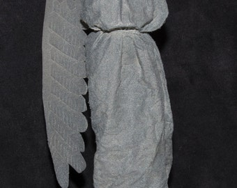 Weeping Angel Made from Barbie Doctor Who Dr Who Creature