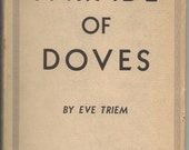 Vintage 1946 Parade of Doves Poetry Book