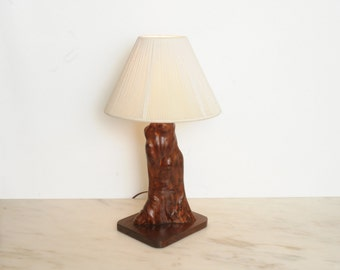 Rope Table Lamp Etsy