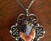 Lovely Lady Pendant necklace Item# #DLJ0191.