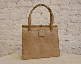 50s Lucille de Paris Bag - Never Used - Stunning, Classic Style