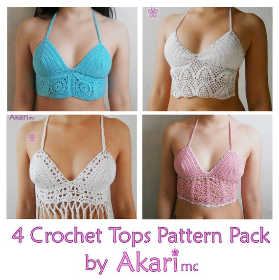 Patrones De Bikinis A Crochet Gratis: Le gatte coi tacchi schema ...