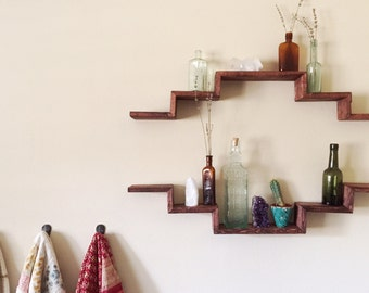 Geometric Floating Shelves [small]