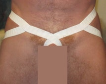 maturePUSH UP JOCKSTRAP with built in cock ring for Extra Push Up Action and enhance your cock size! Available in all sizes! Patent pending!