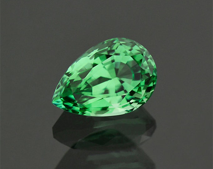 Exceptional Mint Green Tourmaline Gemstone from Namibia 2.91 cts