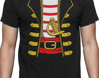 Pirate Halloween Costume - Men's Short Sleeve T-Shirt