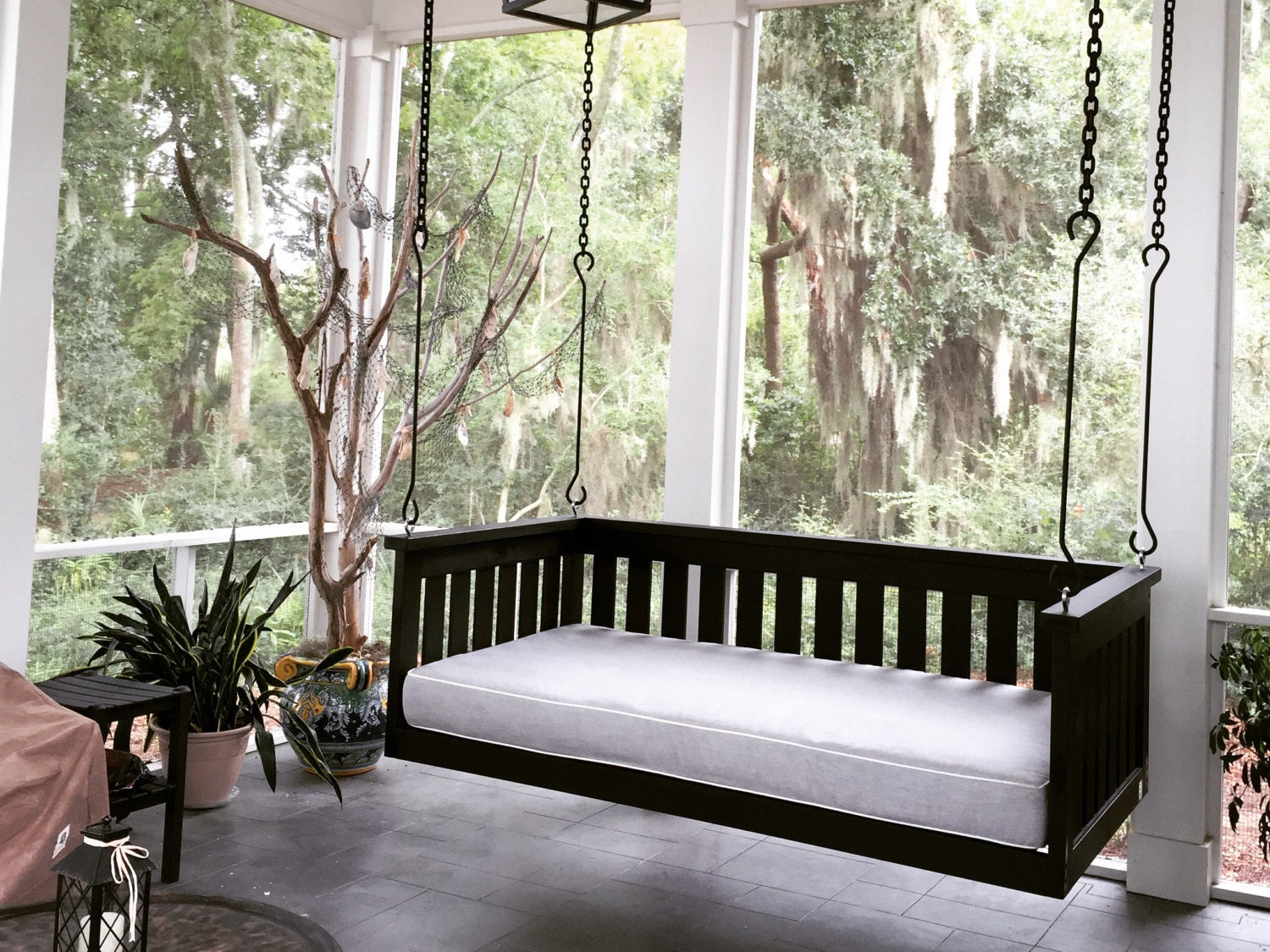 Porch Swing The Windermere Swing Bed Free