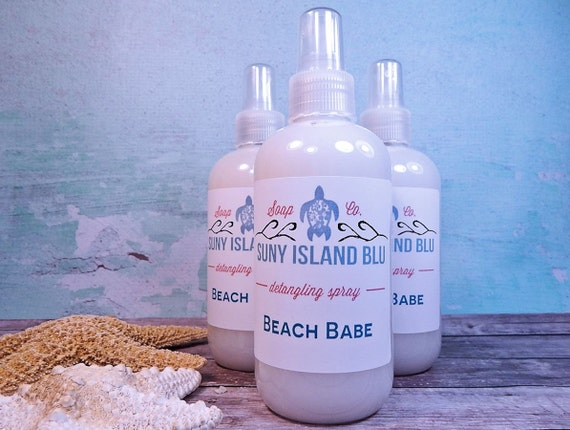 best leave in conditioner for beach