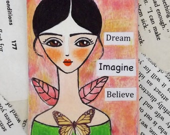 Aceo Card Original
