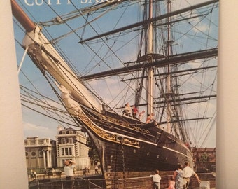 The Cutty Sark Pitkin Pride of Britain Books and Colour Souvenirs