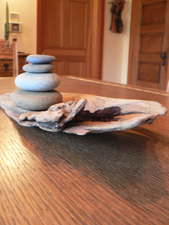 ... piece, driftwood art, gift idea, beach decor, rustic decor, Zen decor