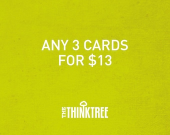 Greeting Cards – Multibuy. 3 for 13. Recycled Greeting Cards. Bulk Buy Cards. Bundle Buy Cards.