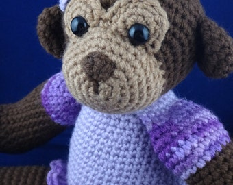 Custom Mandi the Monkey