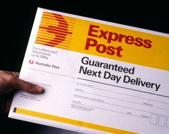 EXPRESS POST || Within Australia Only