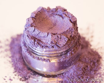 Pixie Eyeshadow - Mineral Eye Shadow - Purple Eyeshadow, Mineral Makeup, Shimmer, Dye Free