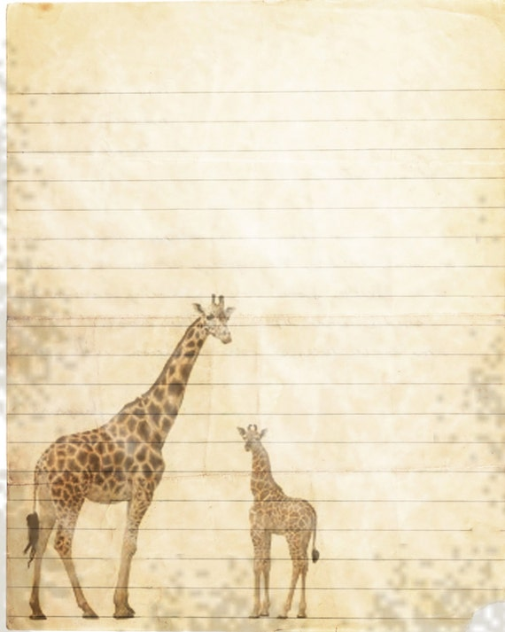 Soft image with regard to printable giraffe