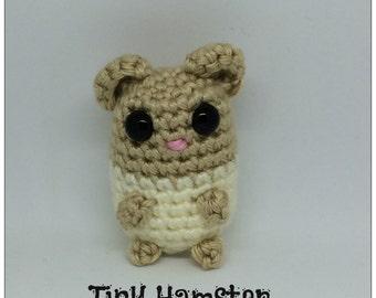 Tiny Amigurumi Hamster