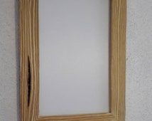 Unique Pine Picture Frame Related Items Etsy