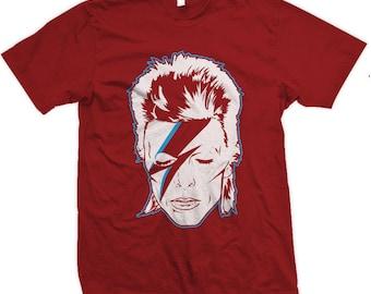 In Memory of David Bowie (Ziggy Stardust) Tee