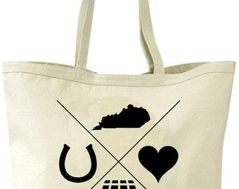 NEW - Kentucky Tote Bag
