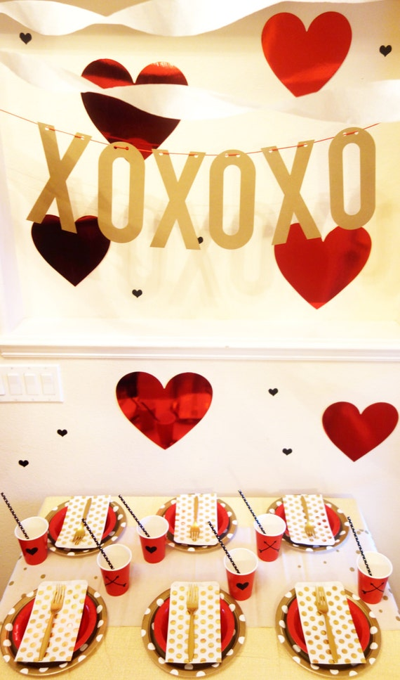 Valentine's Day Party in a Box