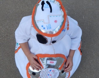 BB-8 Inspired Costume