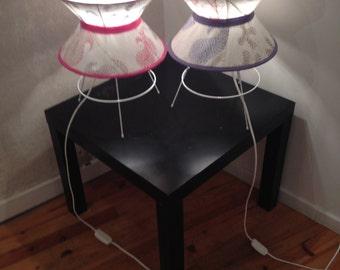 2 lamps diabolo