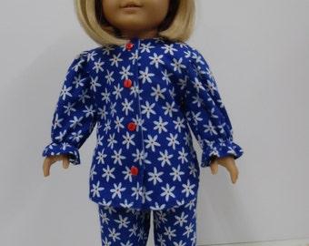 American Girl Flannel Pajamas