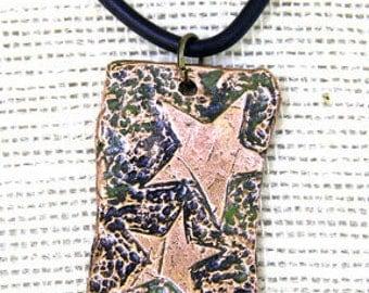 DT9 - Stars pendant