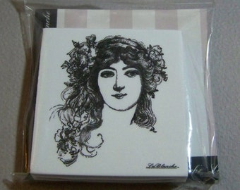 LaBlanche Silicone Stamp - Summer Beauty