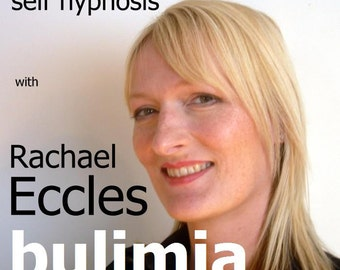 Bulimia: Overcome it, eating disorder therapy, Self Hypnosis, Hypnotherapy CD