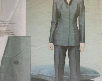 Vogue Designer Pattern-Oscar de la Renta Suit