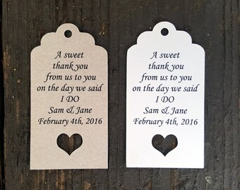 Wedding Favor Tags, Wedding Gift Tag, Rustic Wedding Favor Tag, Rustic Wedding Favor, Rustic Wedding Gift Tags, Country Wedding, Shabby Chic