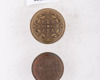 Tulip Vintage Doorknobs 530525