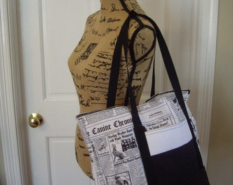 Market Tote - The Canine Chronical
