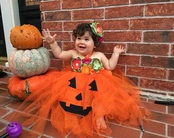 Over the Top Pumpkin Costume